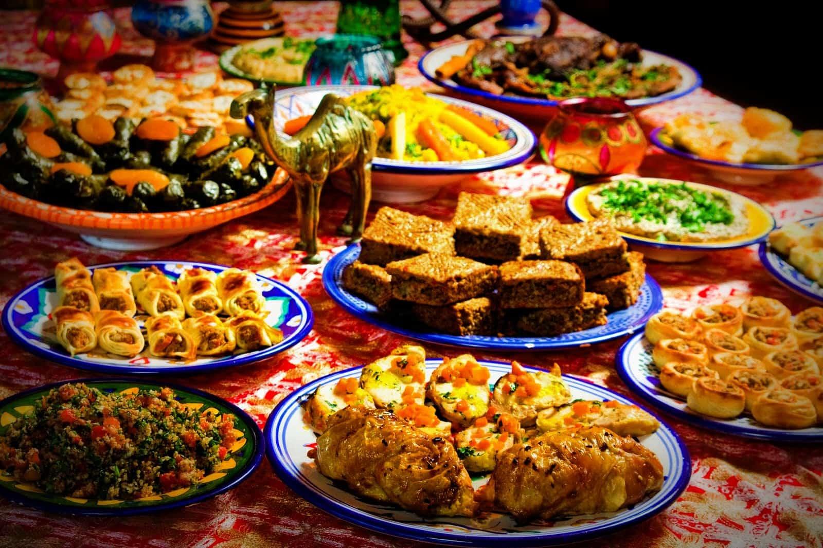 arabic food kloud kafe