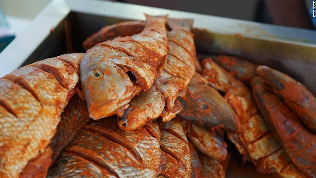Bu Qtair Restaurant in Dubai